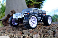 HSP 94111 Hamer 1/10 Scale RC Monster Truck, Body:11612