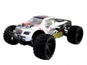 HIMOTO Mastadon 1:18 SCALE RTR 4WD ELECTRIC POWER TRUCK W/2.4G REMOTE white 28710