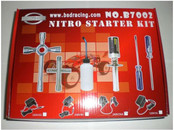 RED CAT /BSD Nitro starter kit B7002