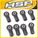 HSP 81201 Ball Had Holder 1/8 Scale For HSP Himoto RC Car Spare Part