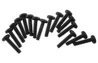 DHK 8381-605 B head screw-coarse thread(BB3*12mm) (16 pcs)