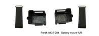 DHK 8131-004 Battery mount-A/B