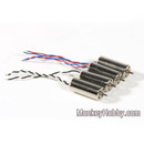 Hubsan X4 H107C RC Quadcopter Spare Parts Motor Set H107-A23