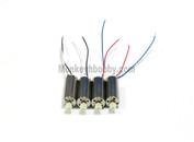 UDI a set of white & red motors for U818A (4pcs)