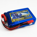 GIANT POWER LC-2S4000T LIPO 4000mAh 7.4V Spektrum DX8 Transmitter Pack (Type B 2 connectors)