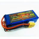 GIANT POWER LC-4S1500H LIPO 1500mAh 14.8V 65C DEANS