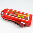 GIANT POWER LC-3S1800D 1800mAh 30C DEANS