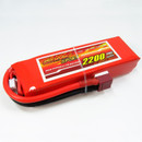 GIANT POWER LC-3S2200D LIPO 2200mAh 30C 11.1V DEANS BATTERY