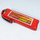 GIANT POWER LC-2S5200EC LIPO 5200mAh 7.4V 35C Banana socket CF Hardcase