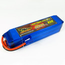 GIANT POWER LC-6S6000H LIPO 6000mAh 22.2V 65C NO Connector