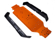 DHK 8131-012 Chassis(aluminium) for 1/10 Racing Buggy