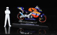 Ida Reilly motorcycle model Honda GP Series 1:22 No. RC211V46 car model Decoration Collection
