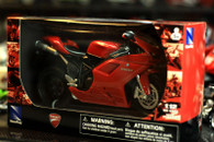 New Genuine Pupa NEWRAY1: 12 1198 Ducati motorcycle model simulation alloy Specials