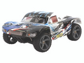HIMOTO Tyronno 1:18 Scale Electric RC Cars 4WD RTR Short Course Truck Ready to Run 2.4G Radio Brushless Version Mode E18SCL