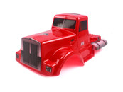 Himoto 1/10 scale big pete monster truck Body Shell (RED) 1P