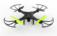 UDI R/C new 2.4Ghz Wifi Drone Petrel U42W Black