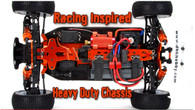 DHK 8381 1/8 Optimus XL 4WD EP Buggy without any electricons