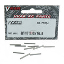 Vkar Bison Pin(2.0x16.8MM) PN104