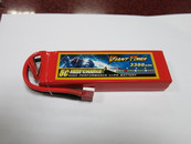 GIANT POWER LC-3S3300E Lipo 3300mah 11.1V  35C Deans battery