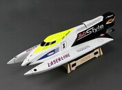 Dragon Hobby H2O Style 650EP Formula 1 Tunnel 620mm RC Racing Boat (PNP Version)