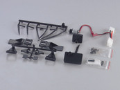 Motorized Windscreen Wiper Used with any R/C car