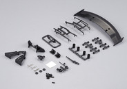 Maxtrixline Bodyshell Basic Plastic Parts for 1/10 Touring Car
