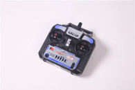 Flysky FS-i4 AFHDS 2A 2.4GHz 4CH Radio System Transmitter for RC Helicopter Glider with FS-A6 Receiver (Mode 2)