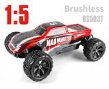BSD BS503T MAD MONSTER 1:5 Scale 4WD Brushless Truggy RTR