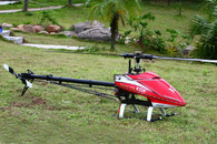 2013 KDS INNOVA 550FBL new DFC head RC Helicopter