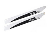 RJX FBL 550mm Carbon Fiber Main Blade