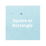 Premier Square or Rectangle