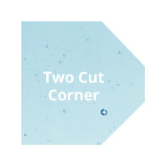 Signature Two Cut Corner