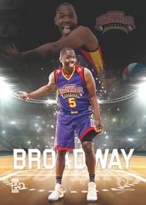 Broadway Team Card Set