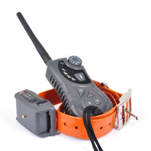Aetertek AT-218 Dog Trainer Collar With Shock Vibration and Warning Beep + Auto Bark