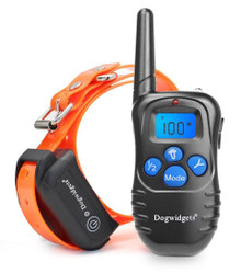 Dogwidgets DW-18 Dog Training Collar Beep Vibration Shock Trainer