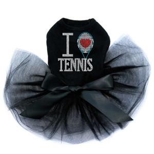 I Love Tennis Tutu