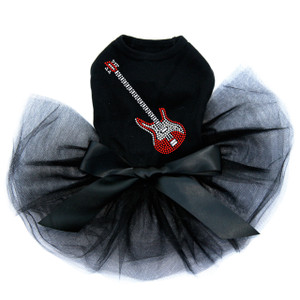 Guitar (Red Swarovski) Tutu