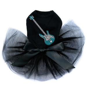 Guitar (Blue Swarovski) Tutu