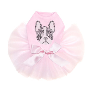 Boston Terrier Tutu for Big and Little Dogs