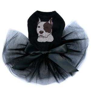 Pit Bull Tutu for Big and Little Dogs