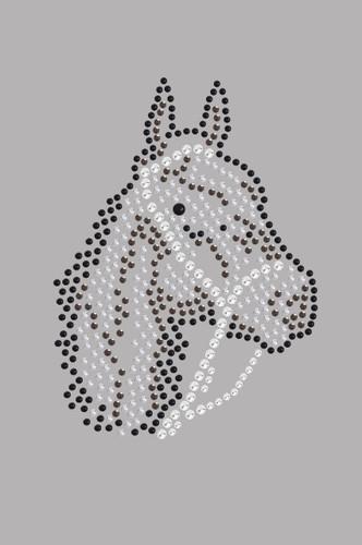 Horse Face (Brown Rhinestuds) Tutu