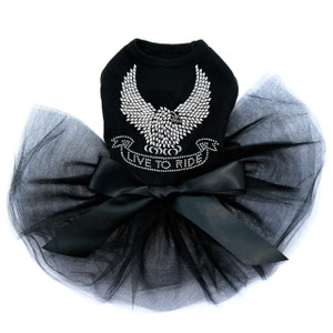 Live to Ride Eagle Tutu