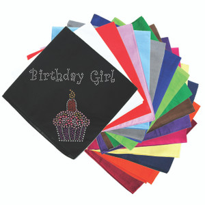Birthday Girl - Bandanna