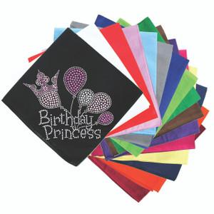 Birthday Princess - Bandanna