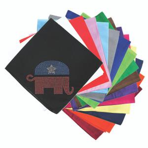 Patriotic Elephant - Bandanna