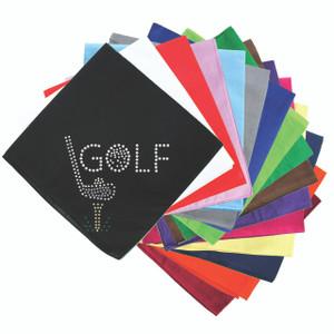 Golf - Bandanna