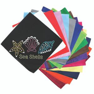 Sea Shells - Bandanna