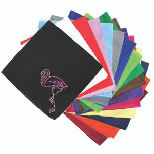 Pink Flamingo (Small) - Bandanna