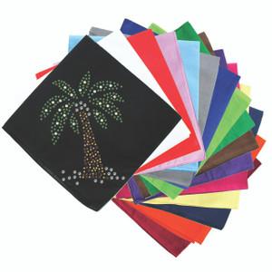 Palm Tree (Green) - Bandanna