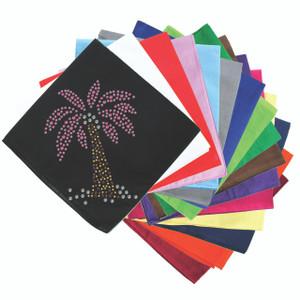 Palm Tree (Pink) - Bandanna